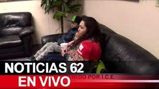 Indocumentado arrestado en corte por ICE – Noticias 62 - Thumbnail