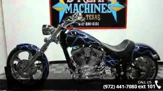 7. 2007 American IronHorse Outlaw  - Dream Machines of Texas...