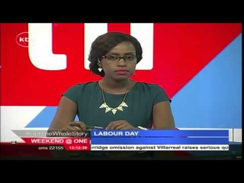 Kenya joins the World in marking Labor Day as workers hope for wage increment