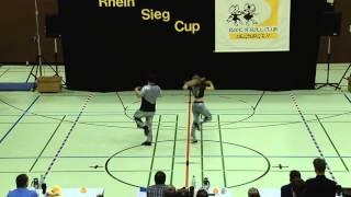 Gudrun Ziegeler & Andreas David - 31. Rhein-Sieg-Cup 2013