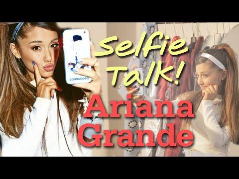 Ariana Grande SELFIE Tips!