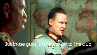 Hitler rants about the new rap music
