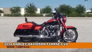 8. Used 2014 Harley Davidson CVO Road King Motorcycles for sale - Brandon, FL
