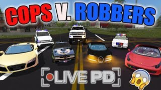 Nonton Cops V  Robbers   In Town Map   Live Stream   Farming Simulator 2017 Film Subtitle Indonesia Streaming Movie Download