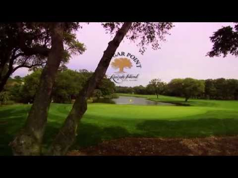 Cougar point golf course video