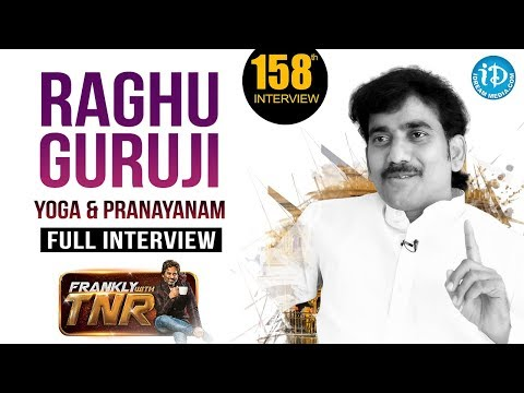 Frankly With TNR #158 - Exclusive Interview || Talking Movies With IDream