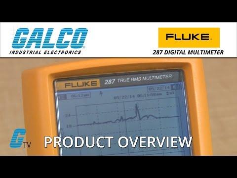 Fluke 287 Series Digital Multimeter