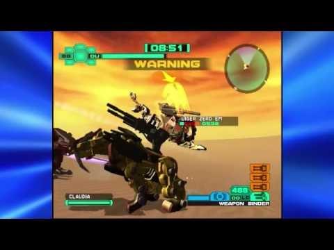 Zoids Battle Legends Part 8: Bloody D Saurer