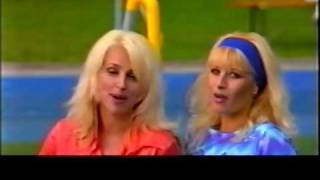 Video Blondes (Czech pop trio)    -  Amor  -  original video