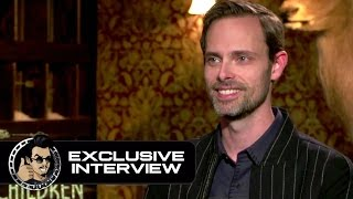 Ransom Riggs Exclusive INTERVIEW for Miss Peregrine's Home for Peculiar Children (JoBlo.com) by JoBlo Movie Trailers