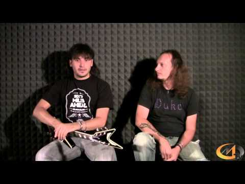 FULVIO CARLINI VS DEAN GUITARS