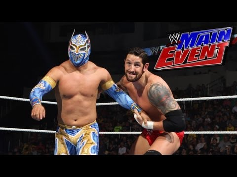 barrett - In his first match since returning to the WWE, Sin Cara takes on the current Intercontinental Champion Wade Barrett in a non-title match.