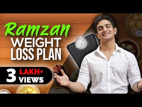 Ramzan Weight Loss Diet Plan in Hindi / Urdu  How to Lose Weight Fast In Ramadan  BeerBiceps Diet