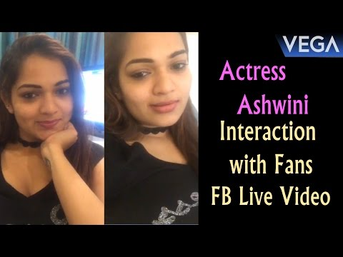 Video Actress Ashwini Interaction with Fans || FB Live Video || Vega Entertainment download in MP3, 3GP, MP4, WEBM, AVI, FLV January 2017
