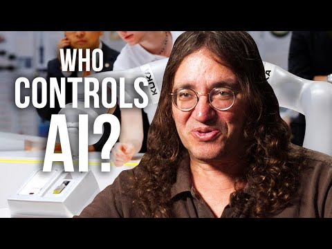 WHO CONTROLS AI? Dr. Ben Goertzel On What Artificial Intelligence Will Actually Be Used For