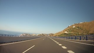 Motril Spain  city photo : Spain: A-7 Motril - Nerja (Andalusia)
