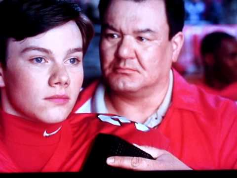 glee single ladies american football (видео)