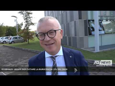 ECOBONUS: UN'APP PER EVITARE LA BUROCRAZIA | 25/09/2020