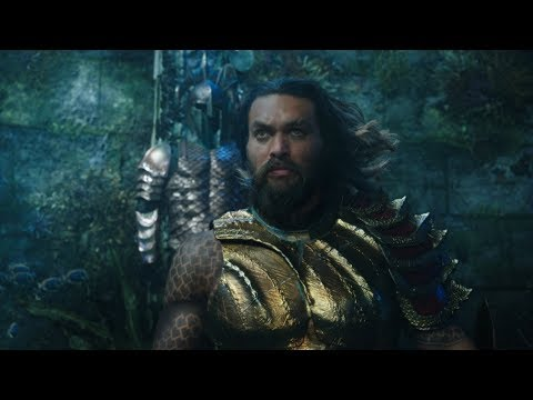 The First Trailer for Aquaman