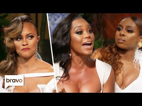 Your First Look At The Intense Real Housewives Of Potomac Reunion Part 2 | RHOP | Bravo