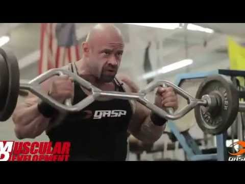 Branch - Bodybuilding GASP presents BIG IN TEXAS: The Branch & Johnnie Training Video Series What does it take to train like Branch Warren or Johnnie Jackson? Find ou...