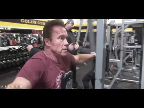 Arnold Schwarzenegger   At 68 Years Old Training & Workout 2016 Bodybuilding Motivation