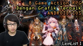 Video 8 Game Action RPG Dengan Grafik Terbaik di ANDROID/IOS (LeinList 1) MP3, 3GP, MP4, WEBM, AVI, FLV September 2018
