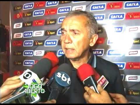 [JOGO ABERTO PE] Sport fica no 0x0 contra o Flamengo de Arcoverde