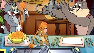 Video Tom and Jerry Cartoon games for Kids - Tom and Jerry Suppertime Serenade [full episode hd] MP3, 3GP, MP4, WEBM, AVI, FLV April 2019