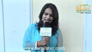 Madhumitha at Mystic Collisions Inauguration