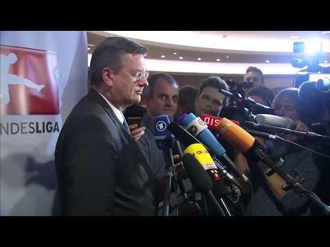Fußball - DFB-Chef Reinhard Grindel zu Katar: Keine WM  ...