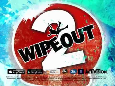Wipeout 2 Mobile Launch Trailer