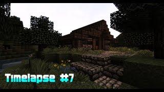 Minecraft Timelapse #7 Lagerhaus HD