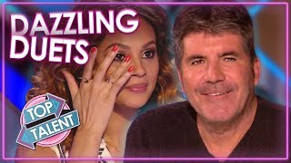 Video DAZZLING DUETS | Got Talent and X Factor | Top Talent MP3, 3GP, MP4, WEBM, AVI, FLV Juni 2018