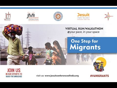 Fun Run 2020 - One step for Migrants