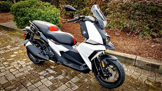 3. All-New BMW C400X!! • Snow Turns to Flooding! | TheSmoaks Vlog_1184