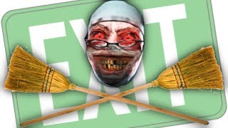 Neues Ende - Super leicht gewinnen! (Update 1.2)   Evil Nun
