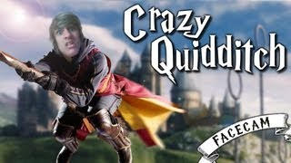 Crazy Quidditch ALPHA! /w Facecam