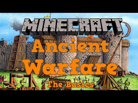 Ancient Warfare 1.6.4