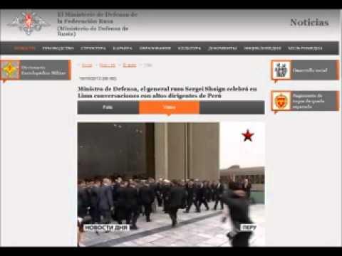 Perú No Solo Quiere Armamento Ruso Sino También Producirlos