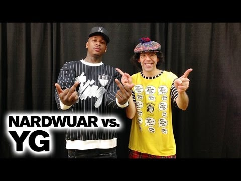 Nardwuar vs. YG