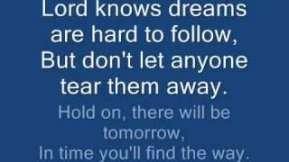 Mariah Carey - Hero   [Lyrics] ---BETTER VERSION--- Video