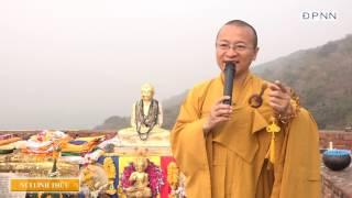 Hành hương Phật tích- Núi Linh Thứu - TT. Thích Nhật Từ