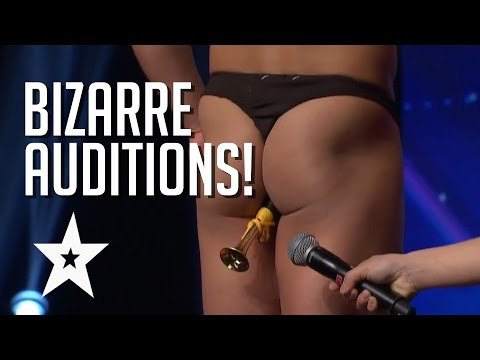 Video Bizarre Acts From Around The World | Got Talent Global download in MP3, 3GP, MP4, WEBM, AVI, FLV January 2017