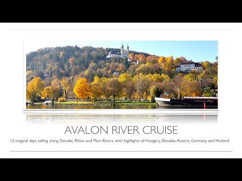 Budapest to Amsterdam River Cruising