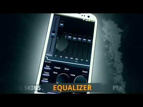 Video of Poweramp Music Player (Trial)