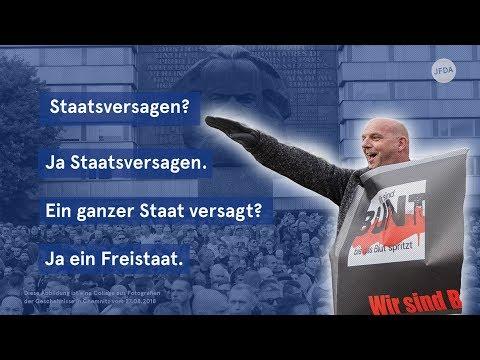 Staatsversagen in Chemnitz - viele sächsische Staatsd ...