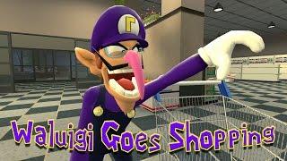 Waluigi Goes Shopping