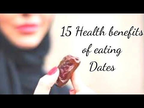 15 Health benefits of eating dates   Care n share with u