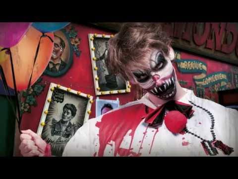 Tuto make up clown maléfique Halloween